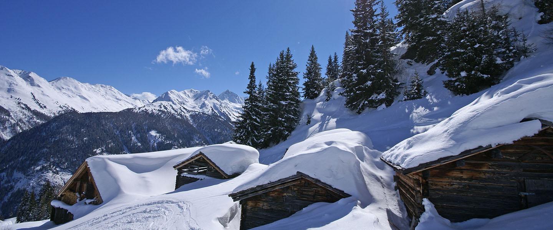 Paradies </br> im Schnee